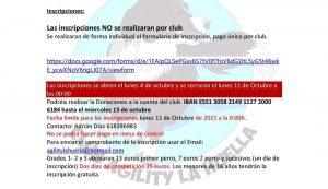 RSCE 16 Y 17 DE OCTUBRE AGILITY LA HUELLA @ Agility La Huella | El Puig de Santa Maria | Comunidad Valenciana | España